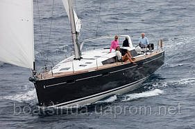 Парусная яхта Sense 50
