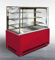 Витрина холодильная кондитерская ВХК(Д) «ДАКОТА А Куб Ф»- 1,5