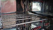Электростатическая Коптильня 1300л холодного и горячего копчения + просушка (Нержавейка внутри, крыша плоская), фото 3