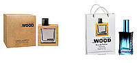 Dsquared2 he wood 100 ml + подарочный набор Dsquared2 he wood 50 ml 14471