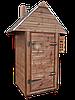 Коптильня 1300 л холодного та гарячого копчення + просушування (Вільха всередині, дах будиночком), фото 2