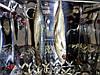 Коптильня 1300л холодного та гарячого копчення + просушування (Нержавійка всередині, дах плоский), фото 5