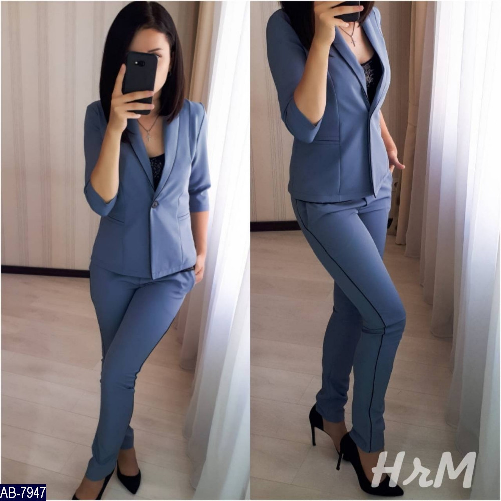 0136e7a070c Женский костюм