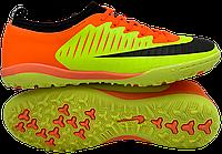 Футбольные сороконожки Nike FASHI (p.40-45) OR, фото 1