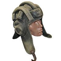 Танковый шлем времен ВОВ (оригинал)