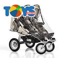 Дождевик на коляску TWTWD, T-00/003-FTD