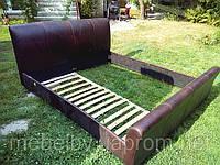 Кровать двухспальная б/у
