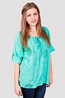 Женская блузка Ткань : 100 % хлопок