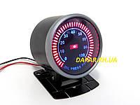 Тюнинговый автомобильный прибор Ket Gauge LED 99604 давление масла, фото 1