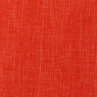 Готовые рулонные шторы Ткань Джинс Оранжевый