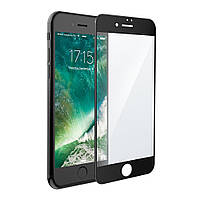Защитное стекло 5D Iphone 6 Айфон 6 Черный
