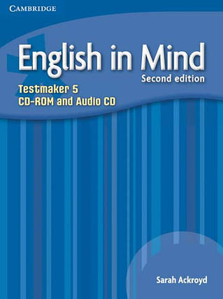 English in Mind 2nd Edition 5 Testmaker Audio CD/CD-ROM, фото 2