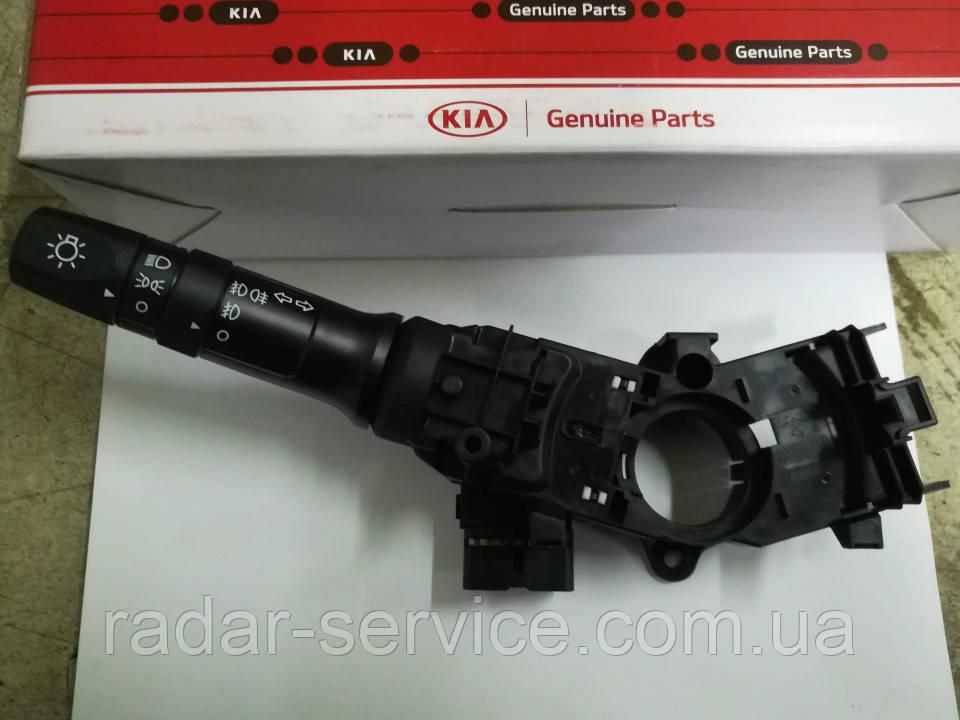 Переключатель света под противотуманки, Kia Rio 2011-14 QBR, 934101r531