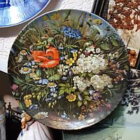 Декоративная тарелка Германия 1989г.