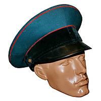 Фуражка офицерская (танковые войска)