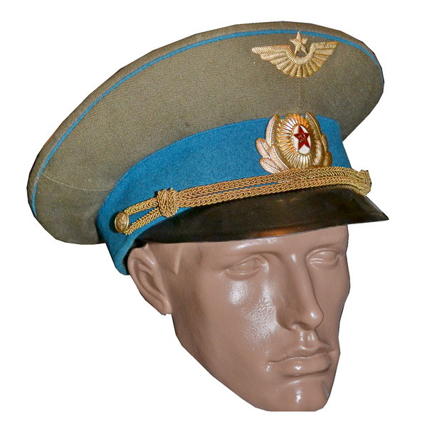 Кашкет ВПС СРСР (парадна)