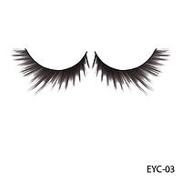 Ресницы Lady Victory EYC-03 (10 шт в уп.)#S/V