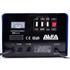 Пуско-зарядное устройство AL-FA PRO-LINA ALCC7, фото 2