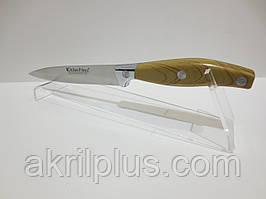 Подставка под нож из оргстекла