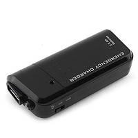 USB Зарядное ЭКСТРЕННАЯ ПОДЗАРЯДКА от 2 АКБ пальчиковых батареек АА iPhone iPod    Зарядить телефон от простых пальчиковых батареек - лечге простого С