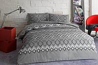 Тас Juno gri подростковое постельное бельё простынь на резинке