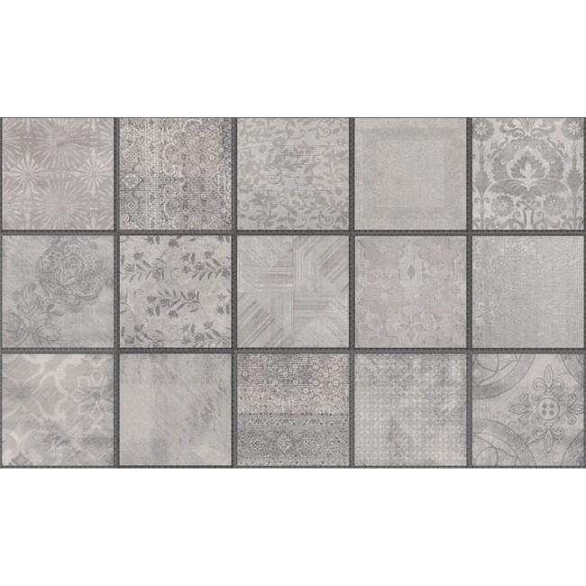 Напольная плитка Cicogres Patchwork GRES GRAFITO арт.(202621)