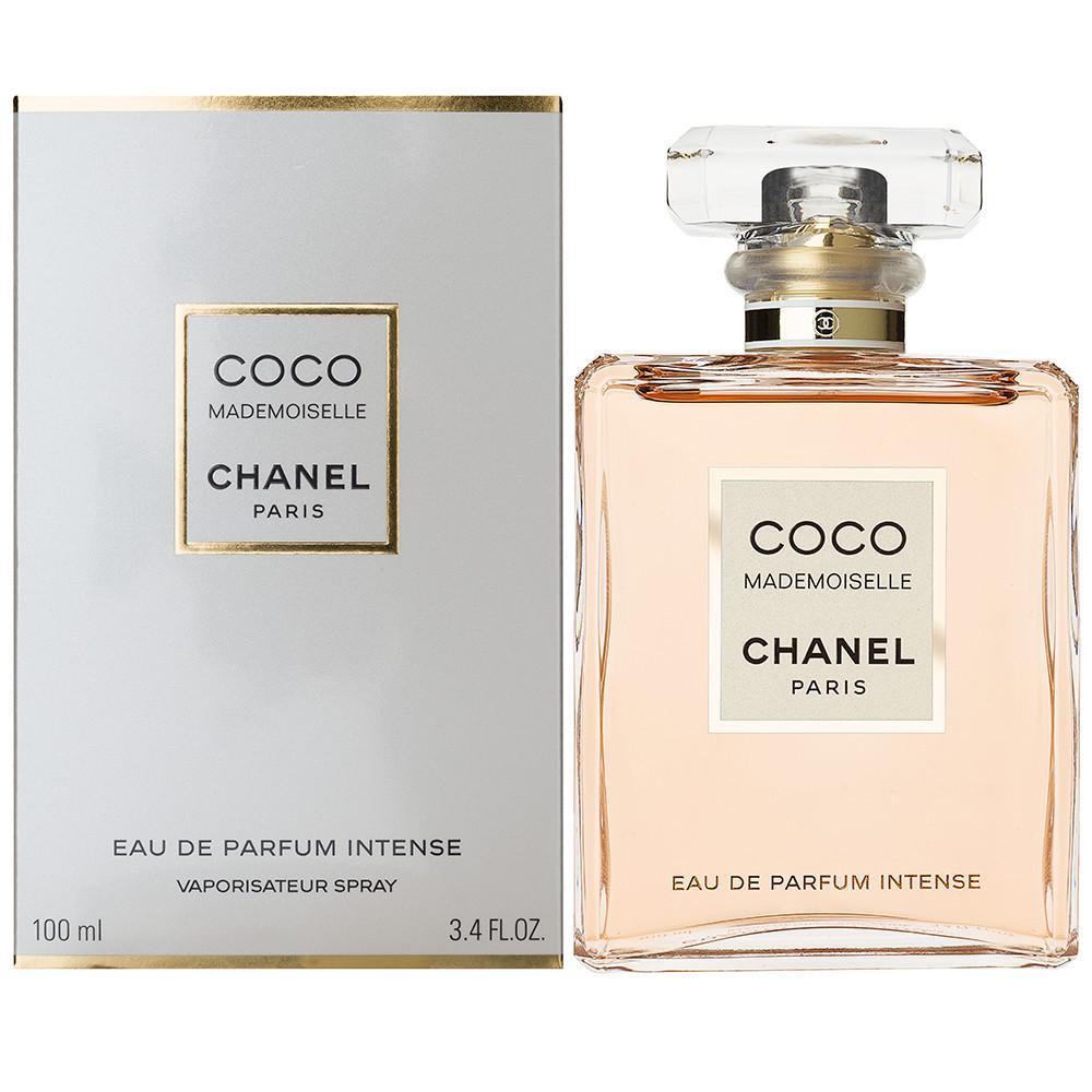 Женская парфюмированная вода Chanel Coco Mademoiselle Eau De Parfum Intense   S V - Online 7865b35493432