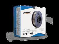 Сварочная проволока Gradient E71T-8 0,8 мм (катушка 1 кг)