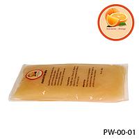 Парафин ароматизированный PW-00-01, 450 г - апельсин, #S/V