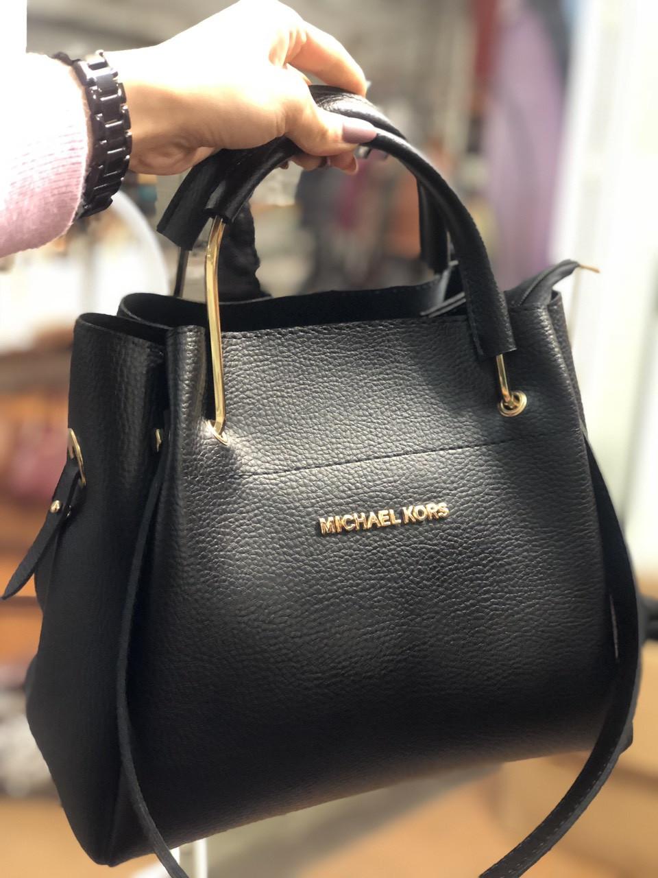 Michael Kors №5 сумочка черная