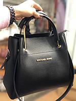 Michael Kors №5 сумочка черная, фото 1