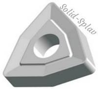 02114-100608 Т5К10 ВК8 Т15К6 Пластина твердосплавная трехгранная