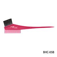 Щетка-расческа для окрашивания волос BHC-05B, размер: 21х4 см 15664