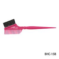 Щетка-расческа для окрашивания волос BHC-15B, размер: 23,5х4,7 см 15674