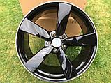 Колесный диск Ultra Wheels UA5 20x9 ET35, фото 3