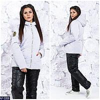 Зимний женский теплый лыжный костюм р50-52,54-56, фото 1