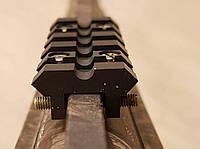Планка стальная переходная Weaver на вентилируемую планку MINI