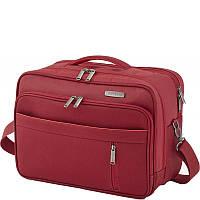 Красная сумка унисекс Travelite Capri TL089804-10