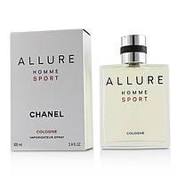 Мужская туалетная вода Chanel Allure Homme Sport Cologne 15857