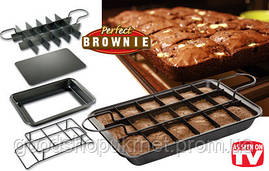 Форма для выпечки Брауни Perfect Brownie Pan Set