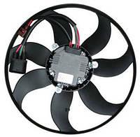 Вентилятор радиатора Skoda Octavia A5, Superb 08-, Yeti 1.8TSI/2.0SDI 1K0959455BC