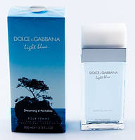 Женская туалетная вода Dolce & Gabbana Light Blue Pour Femme Dreaming in Portofino 15907