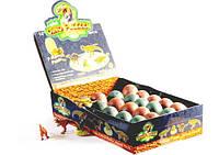 """Игрушка-сюрприз. 3D модель-пазл """"Динозавры"""", 6см(9046)"""