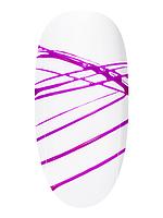 Гель-краска паутинка DIS violet (фиолетовый)