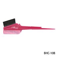 Щетка-расческа для окрашивания волос BHC-10B, размер: 22,8х4,8 см 16007