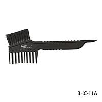 Щетка-расческа для окрашивания волос BHC-11A, размер: 18,3х4,8 см 16008