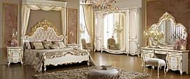 Спальня Афина 6Д СлонимМебель белый, орех