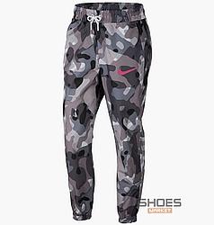 Штаны Nike Swoosh Pant Camo Khaki 932107-010, оригинал