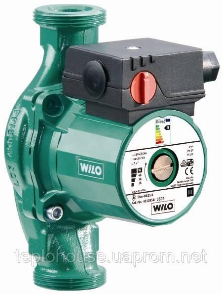 Циркуляционные насосы для отопления Wilo