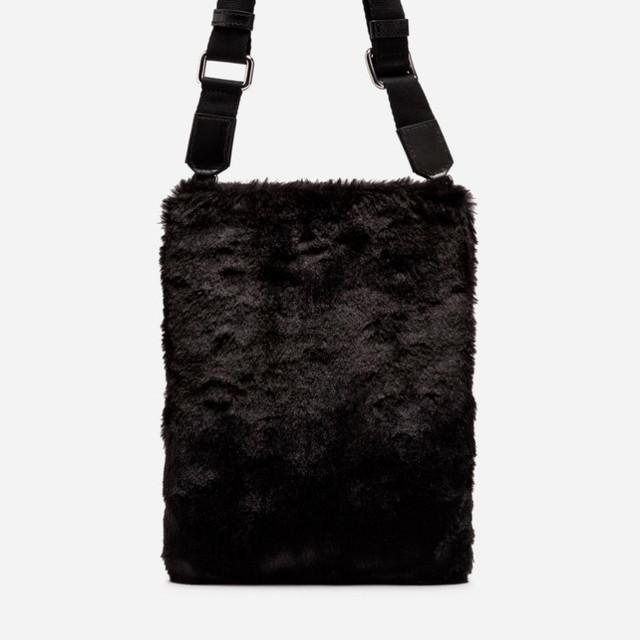 Мужская сумка из искусственного меха Dolce&Gabbana